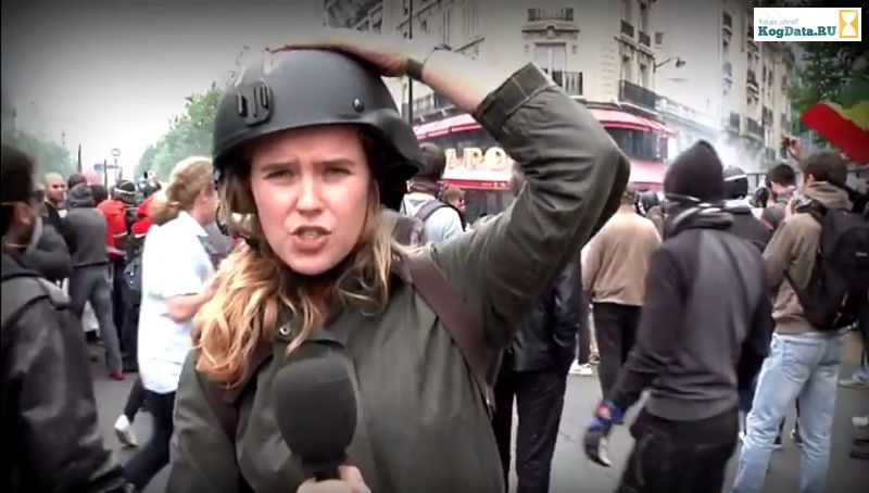 Женщины журналисты в Велокобритании