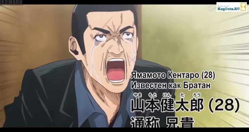 Из Якудза в идолы 2 сезон аниме