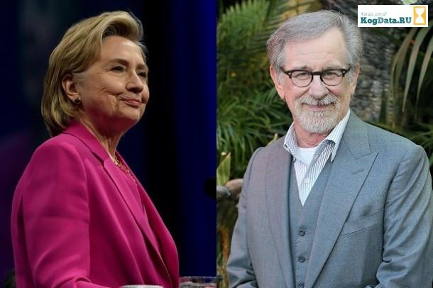 Клинтон и Спилберг создают телепроект о борьбе за права женщин