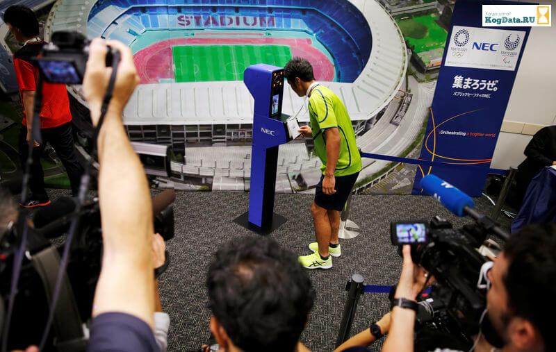 На Олимпийских играх 2020 года в Токио будет работать полностью автоматическая система распознавания людей