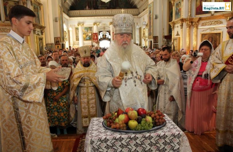 церковь преображение господне яблочный спас