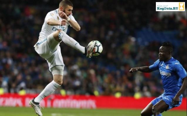 Реал Мадрид Хетафе 19 08 2018 матч онлайн видео