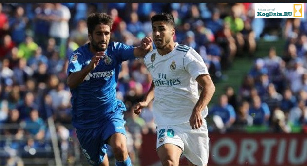 Реал Мадрид Хетафе 19.08 18 смотреть онлайн!