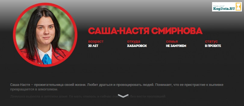 Саша-Настя Смирнова