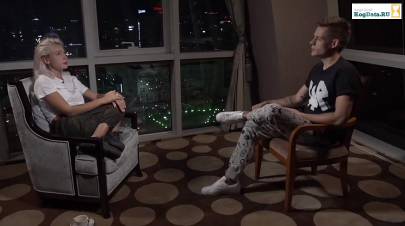 Настя Ивлеева интервью с Дудем — Ивлиева и Дудь про члены