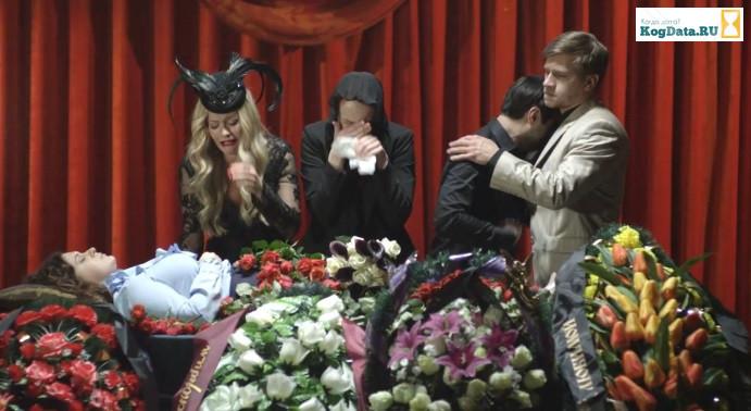 Деффчонки 6 сезон 20 и 21 серия 28.08.2018 (123 124 серия)
