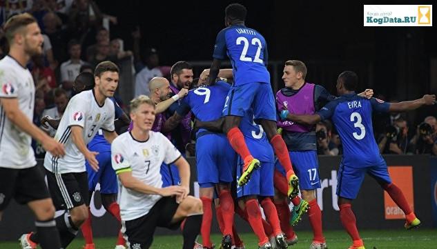 Германия Франция 06.09.2018 трансляция Лига наций УЕФА