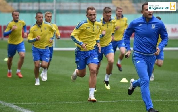 украина словакия лига наций 9 сентября футбол трансляция