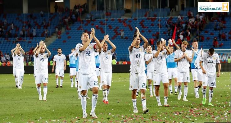 Россия Чехия товарищеский матч 10 сентября 2018 футбол