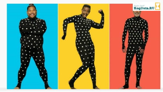 Японцы создали костюм, который позволяет получить точные размеры для покупки одежды через интернет