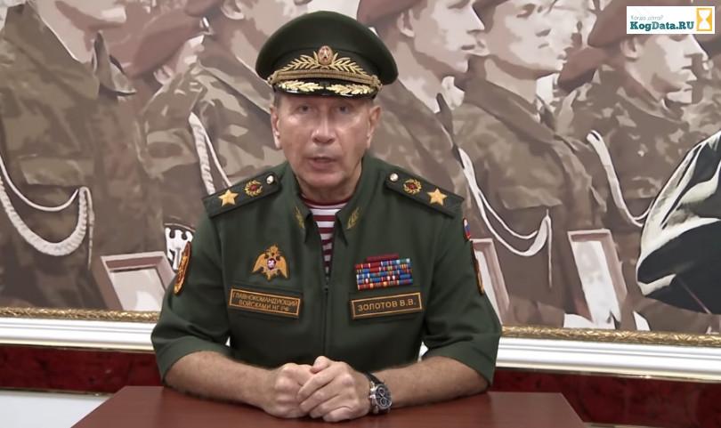 Директор росгвардии похож на Путина? Навальный Золотов