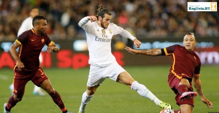 Реал Рома 2018 Лига чемпионов 19 сентября