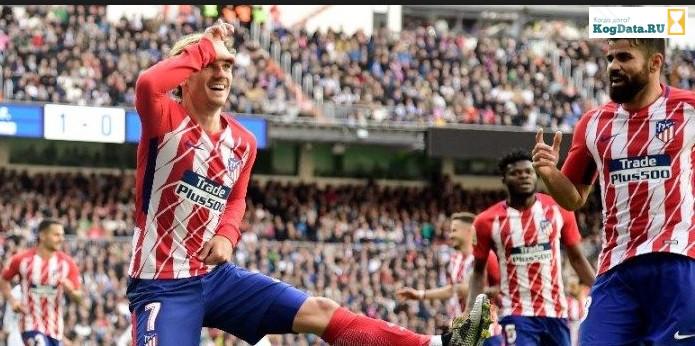 Реал Мадрид Атлетико 29.09.2018 смотреть онлайн футбол