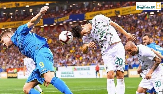 Рубин Крылья Советов 01.10.2018 смотреть онлайн футбол