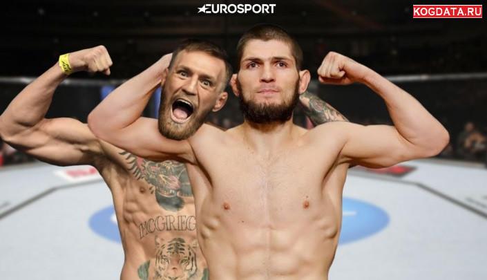 Хабиб Конор: трансляция, прямой эфир UFC 229 онлайн