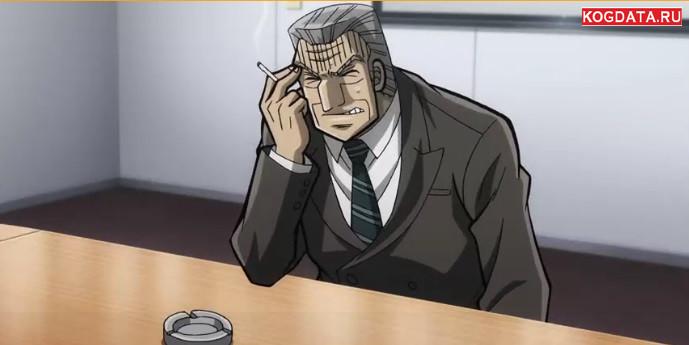 Менеджер среднего звена Тонэгава 2 сезон аниме