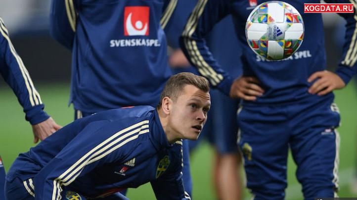 Россия Швеция Лига Наций (футбол) — прогноз, канал, время