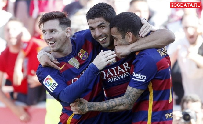 Барселона Севілья 20.10.2018 дивитися онлайн футбол