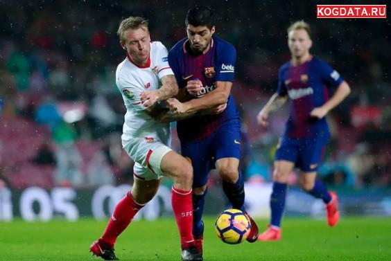 Барселона Севилья 20 октября 2018 где смотреть, какой канал