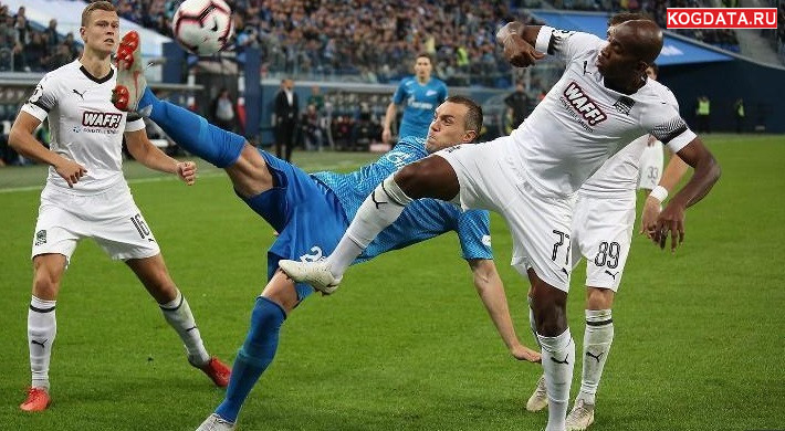 РПЛ 11 тур футбол динамо Зенит 21 октября 2018 прогноз, статистика