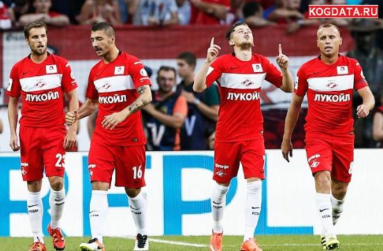Спартак Арсенал 21 октября 2018 Матч Премьер онлайн трансляция