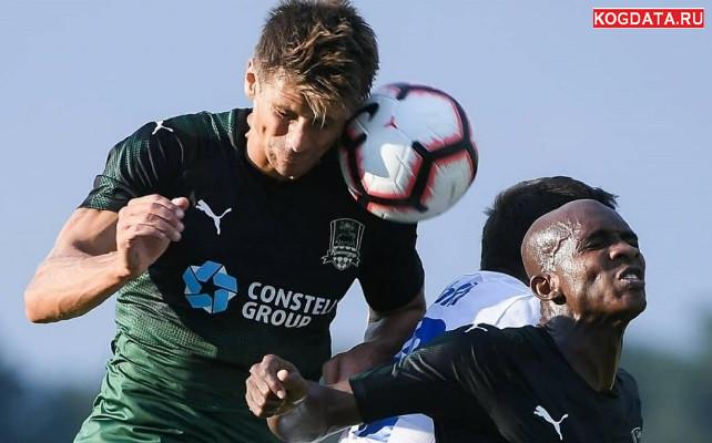 Стандарт Краснодар 25.10.2018 смотреть онлайн футбол