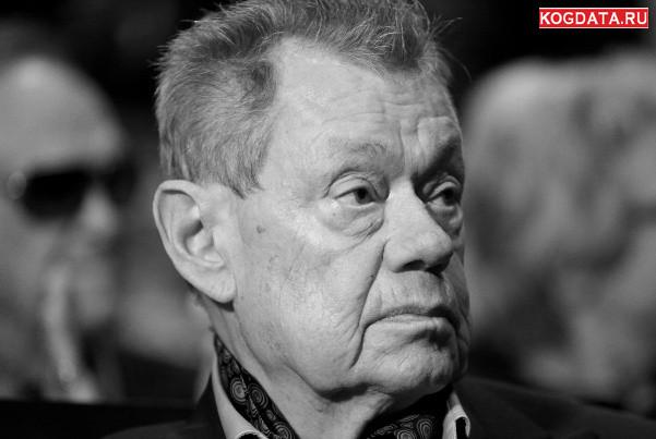 Умер Караченцев новости на сегодня 2018 год