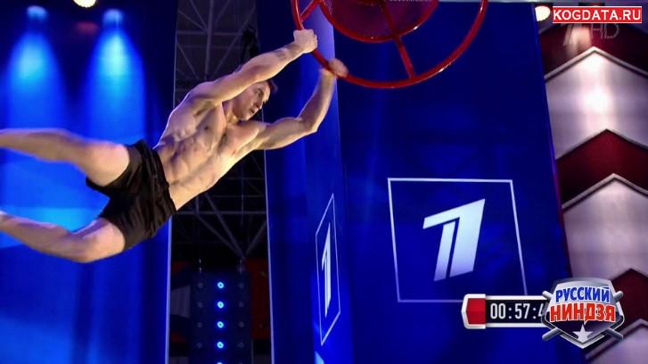 Русский Ниндзя 2 сезон 4 выпуск 28 10 2018 онлайн 1tv ru