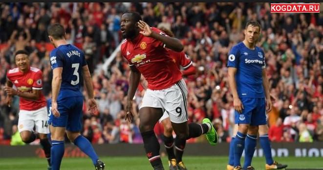 Манчестер Юнайтед Эвертон 28.10.2018 смотреть онлайн футбол