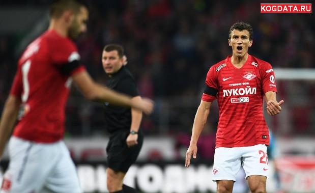 Рубин Спартак 29.10.2018 смотреть онлайн футбол