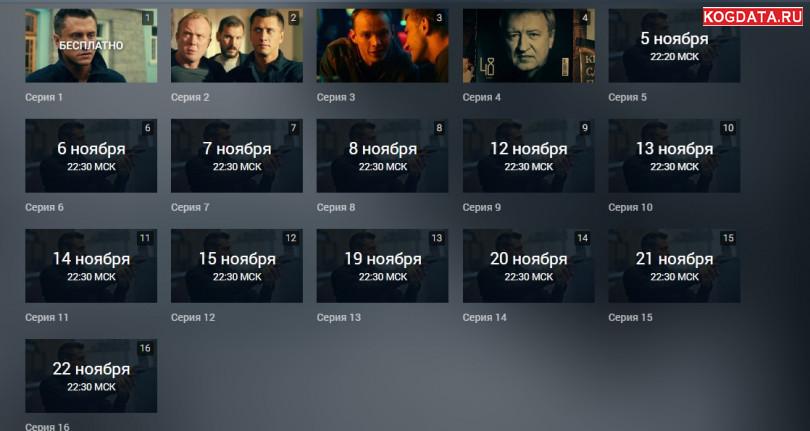 Мажор 3 сезон 5 серия дата, расписание выхода всех серий