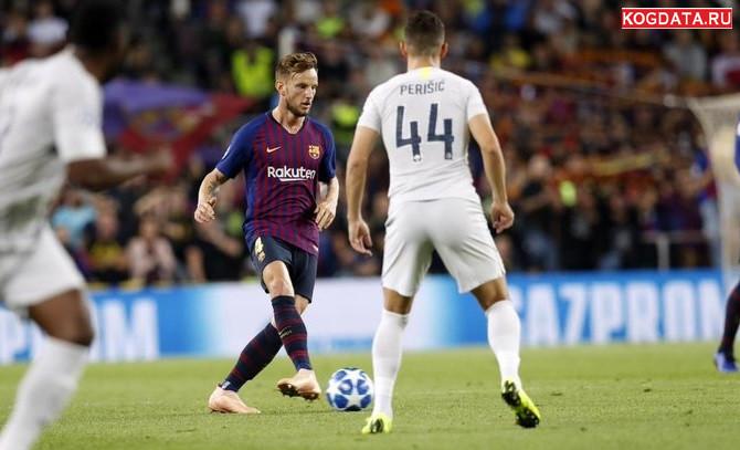 Интер Барселона 6 ноября 2018 прямая трансляция смотреть онлайн ЛЧ