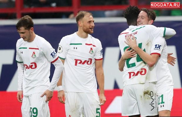 Порту Локомотив 06.11.2018 онлайн трансляция