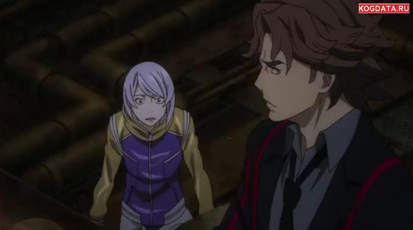 Двойной удар: Даг и Кирилл 2 сезон аниме