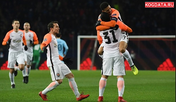 Манчестер Сити Шахтер 7.10.2018 смотреть онлайн футбол