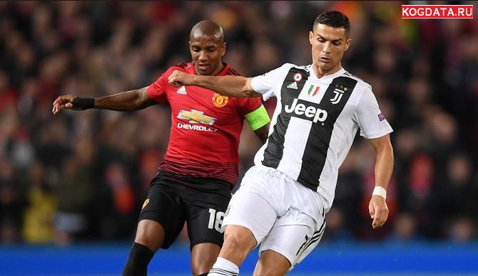 Ювентус Манчестер Юнайтед 7.10.2018 смотреть онлайн футбол
