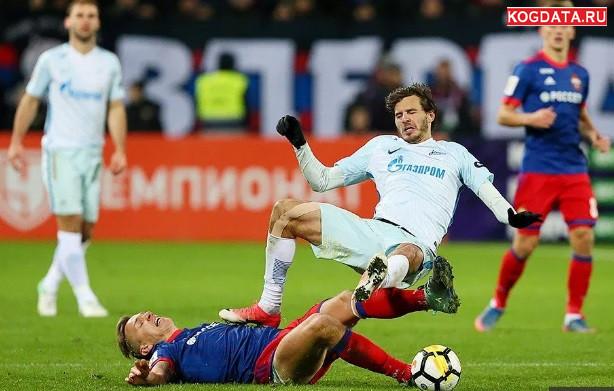 ЦСКА Зенит 11 11 2018 смотреть онлайн