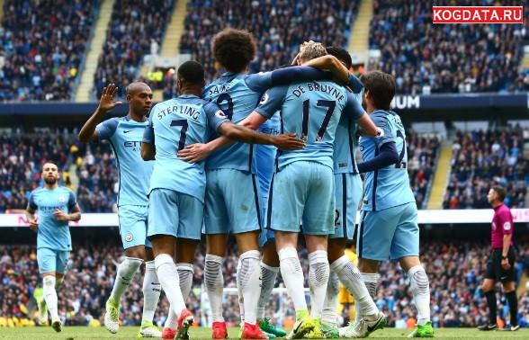 Лига чемпионов футбол Лион Манчестер Сити 27 ноября 2018 прогноз, статистика