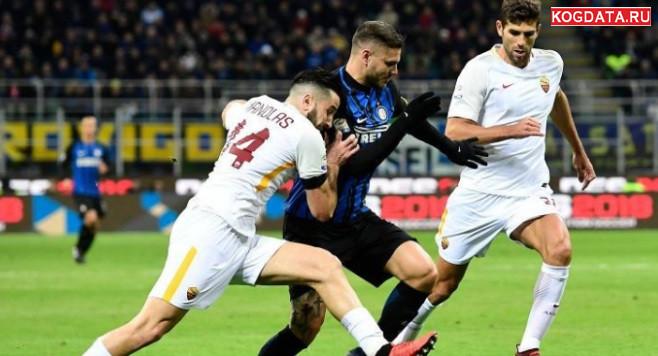 Рома Интер 2 12 2018 смотреть онлайн