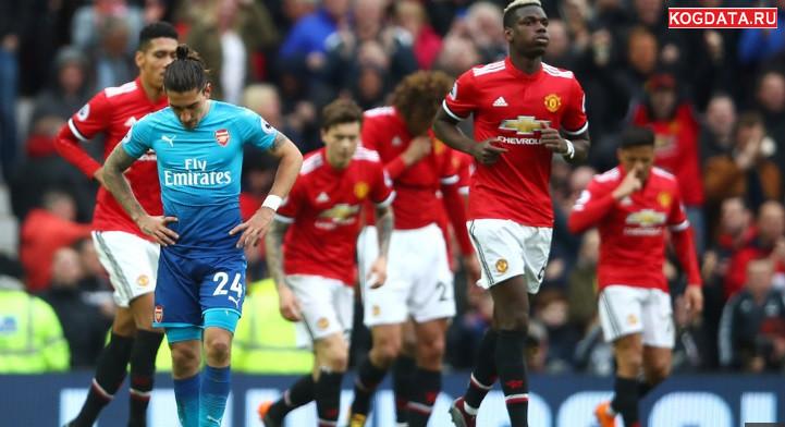 Манчестер Юнайтед Арсенал 05 12 2018 смотреть онлайн Матч ТВ