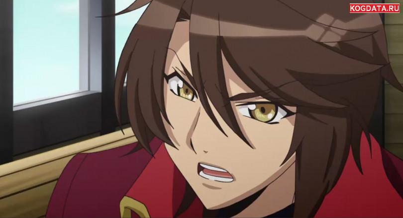 Парень из эпохи Бакумацу 2 сезон аниме