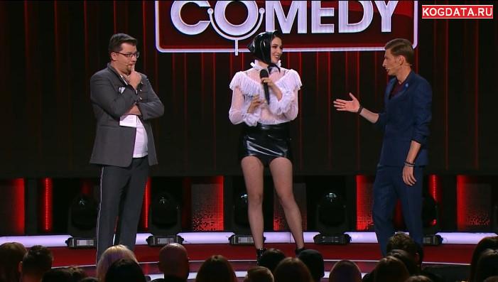 Камеди Клаб 7 декабря 621 выпуск Comedy ТНТ