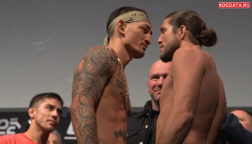 UFC 231 онлайн прямая трансляция Матч ТВ
