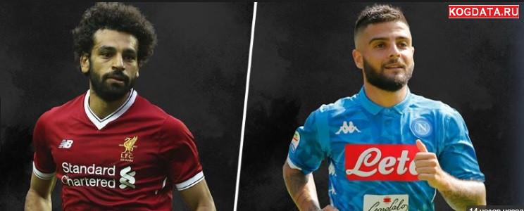 Лига чемпионов футбол Ливерпуль Наполи 11 декабря 2018 прогноз, статистика