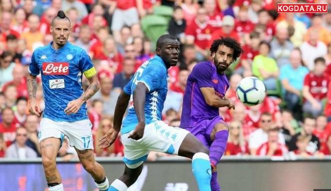 Ливерпуль Наполи 11.12.2018 смотреть онлайн футбол