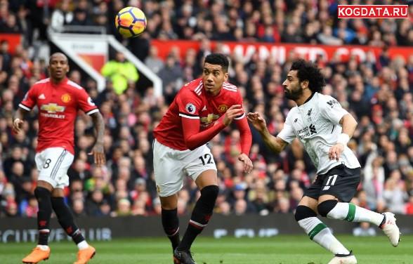 16 декабря 2018 Ливерпуль Манчестер Юнайтед онлайн прямая трансляция Матч ТВ МЮ ливер 16.12.18