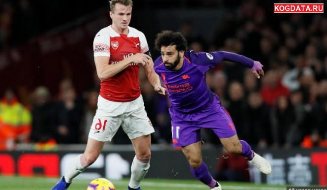Футбол АПЛ 20 тур Ливерпуль Арсенал 29 декабря 2018 (29.12.18) онлайн трансляция