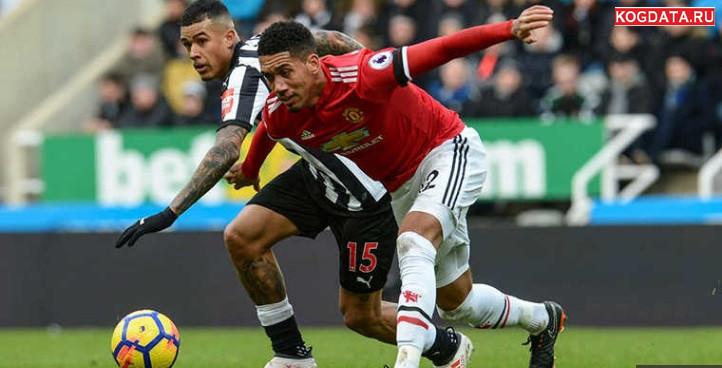 Ньюкасл Манчестер Юнайтед 02 01 2019 смотреть онлайн