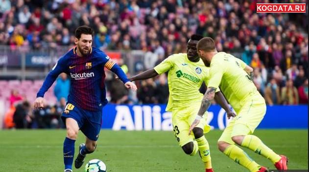 Барса Хетафе 2019 матч Барселоны 6 января онлайн трансляция 06.01.19