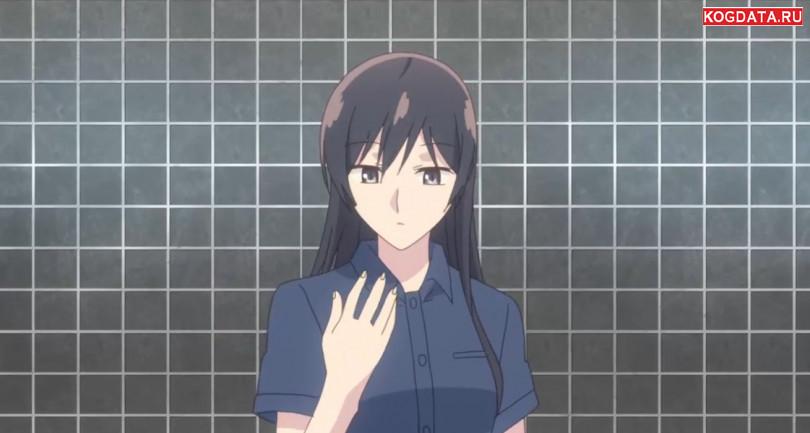 аниме про девочек В конечном счете я стану твоей 2 сезон школа седзе ай